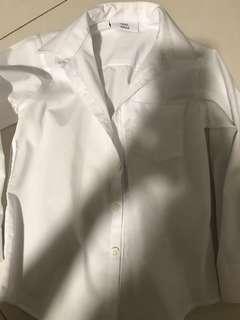 White shirt for boys