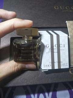 Gucci Eau De Toilette Travel/Mini Size