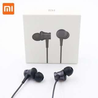 🚚 SALE!! Xiaomi Piston Black Earphone