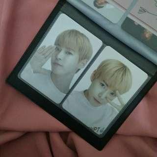 NCT Photocard