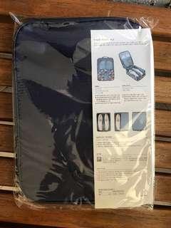 SALE 🌈 3 Compartments Sports / Travel Shoe Bag Pouch