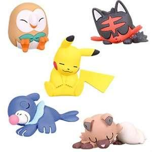 Looking For: TOMY Sleeping Pokemon