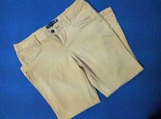 Corporate khaki pants