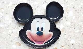Piring Mickey mouse ORI