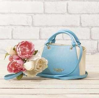 (New)Samantha Thavasa Petit Choice Mini Small Tote Bag