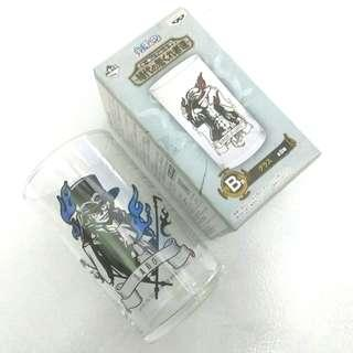 One Piece Sabo Glass Cup