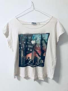 New Look Graphic T-shirt