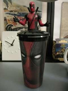 Deadpool tumbler