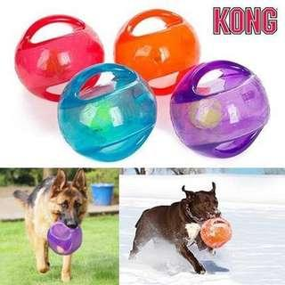 BN Kong Jumbler Ball  7inches Large/Extra Large Dog Toy