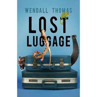 Lost Luggage (Cyd Redondo #1) by Wendall Thomas