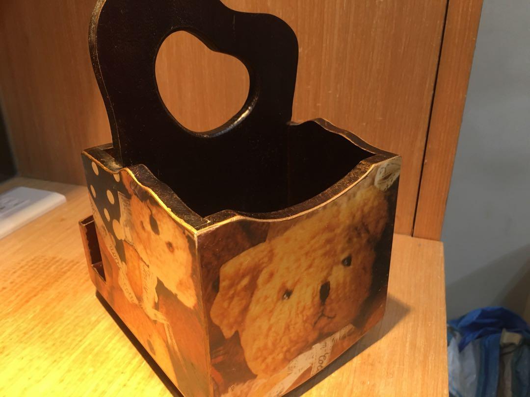 溫馨置物盒
