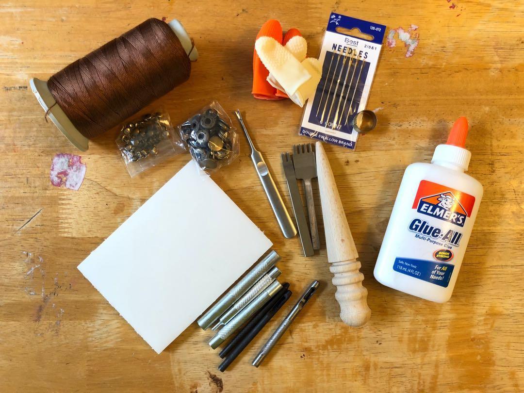 專業皮革工具