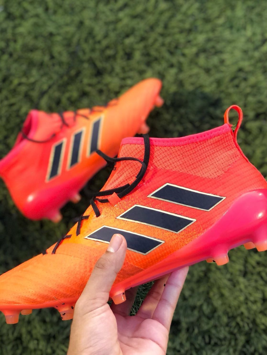 the latest 87527 95799 Adidas Ace 17.1 (PRICE DOWN TO $120)
