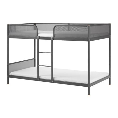 Almost New Ikea Tuffing Compact Bunk Bed Furniture Beds