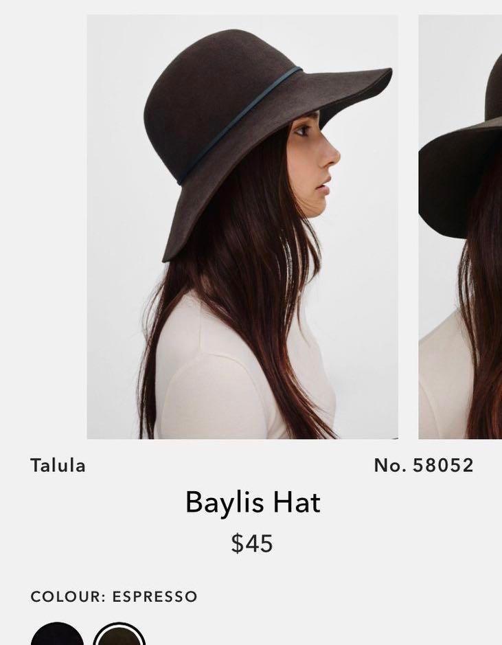 Aritzia Talula Baylis Hat