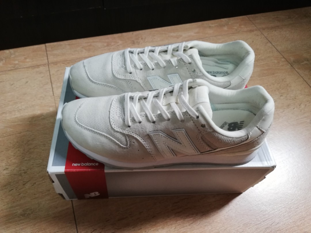 Authentic NB996 Pastel Suede Shoes not onitsuka tiger not Adidas