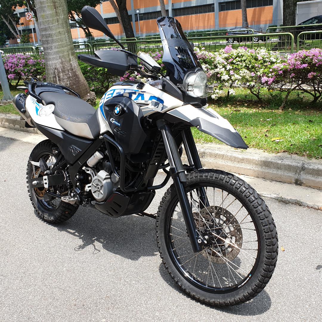 Bmw G650gs Sertao Reg Date 27 06 2012 Mileage 53 450km Motorbikes