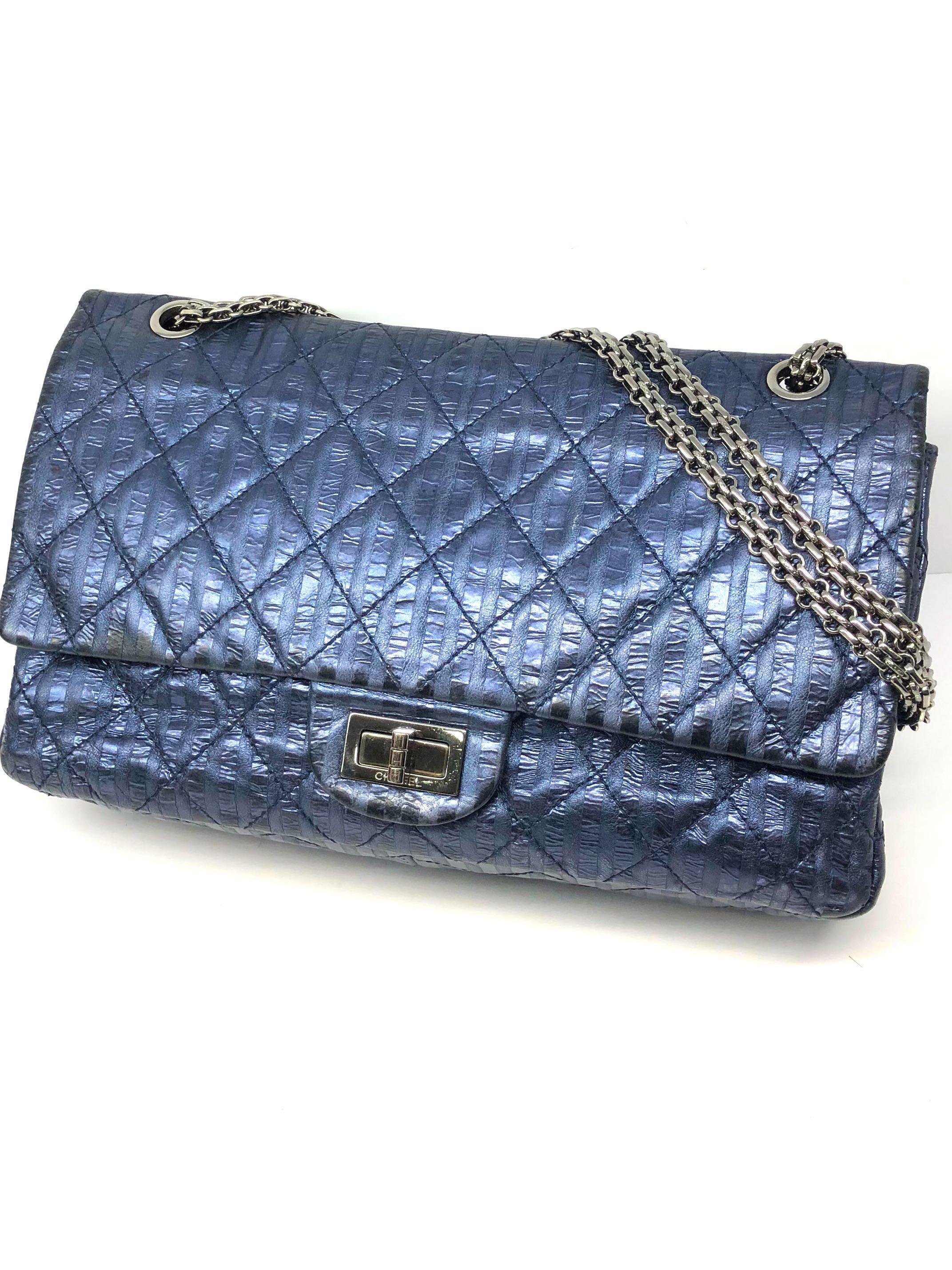 31dedb8a3bbf CHANEL 2.55 CHAIN BAG 187002493, Women's Fashion, Bags & Wallets ...