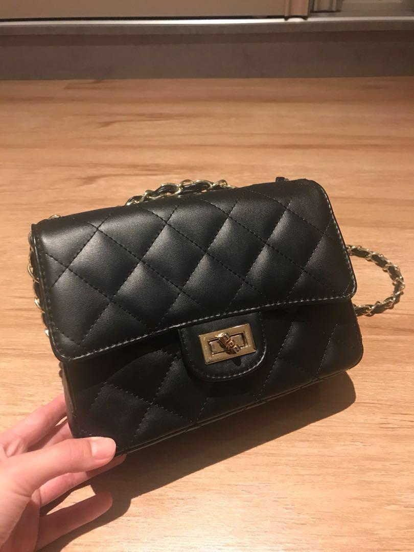 45b5041aad71 Chanel Inspired Sling Bag  BFfashion