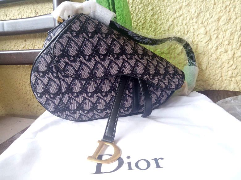 0aeedfbcc33 Christian Dior Saddle bag (Pre-order), Luxury, Bags & Wallets, Sling ...