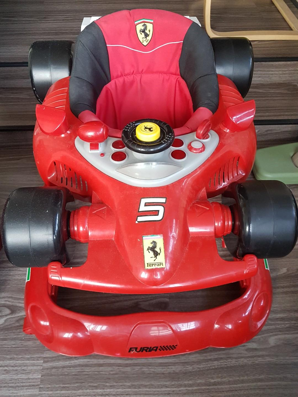 Ferrari Baby Walker Babies Kids Toys Walkers On Carousell