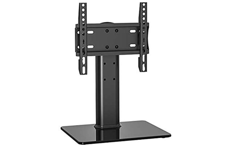 Fitueyes Universal Tv Stand W Swivel Mount 1132 Home Appliances