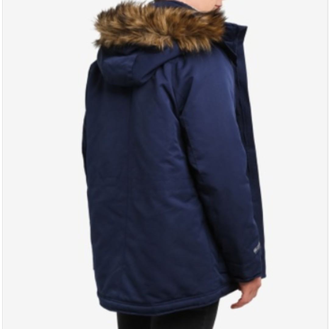 HOLLISTER ALL-WEATHER SHERPA-LINED PARKA a65c47492