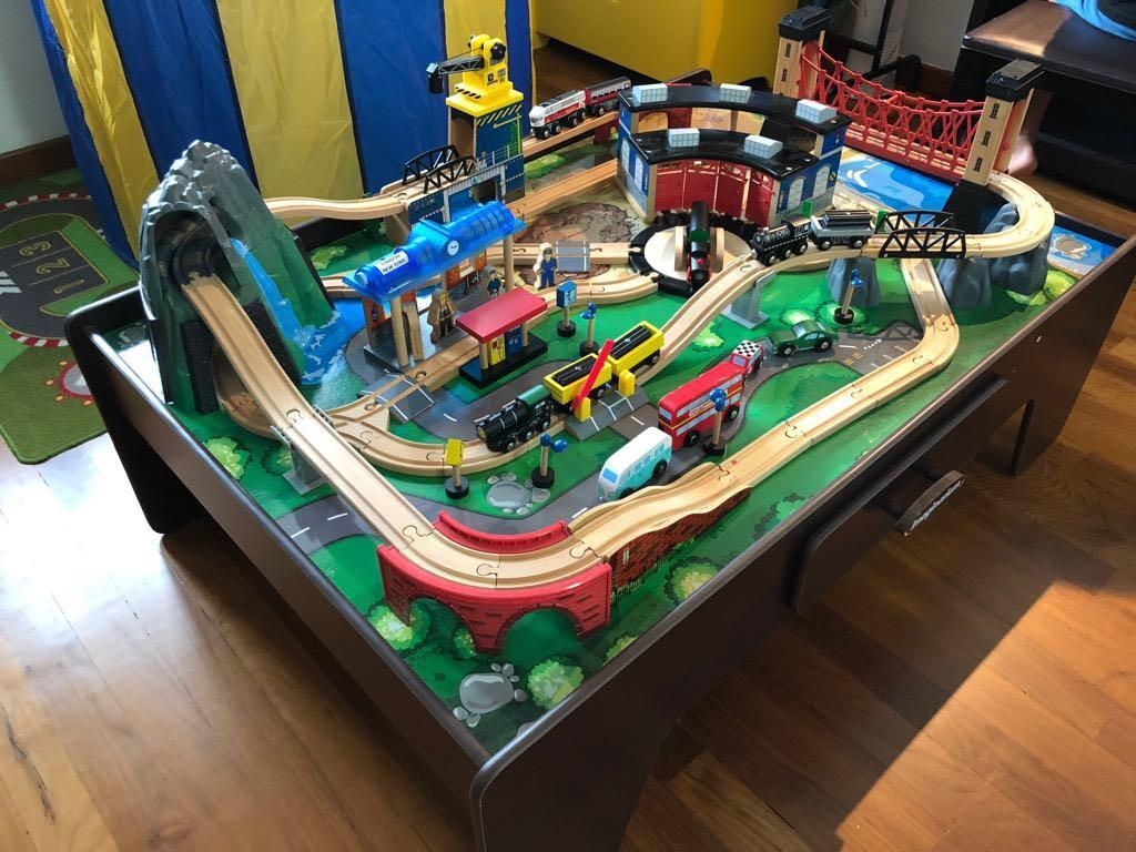Imaginarium Rock Mountain Train Table Toys Games Others On Carousell