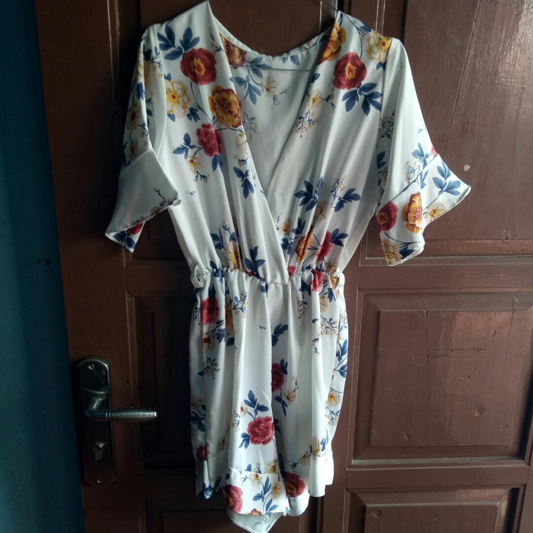 Jumpsuit Bali/ Local branded