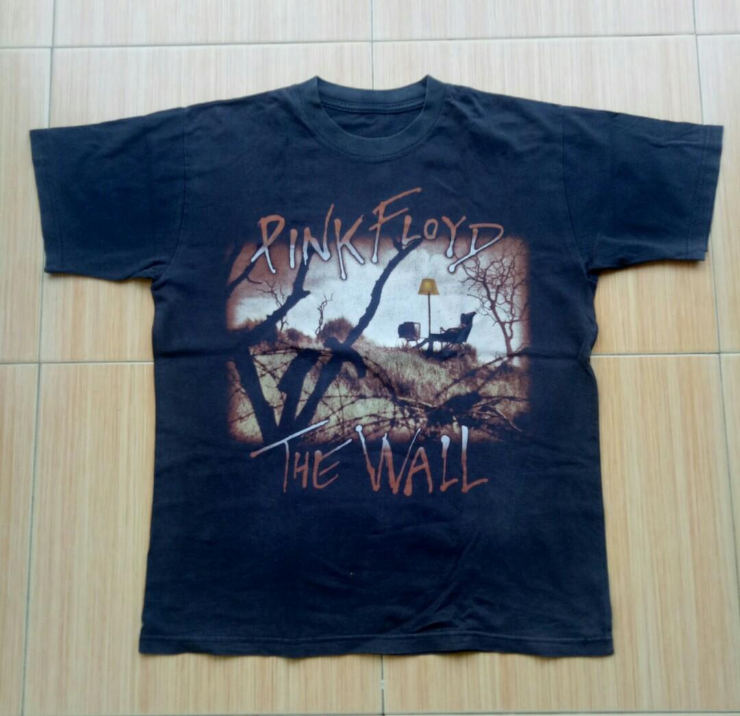 Kaos Band Pink Floyd Fesyen Pria Pakaian Atasan Di Carousell Metallica Master Of Puppets Original Gildan