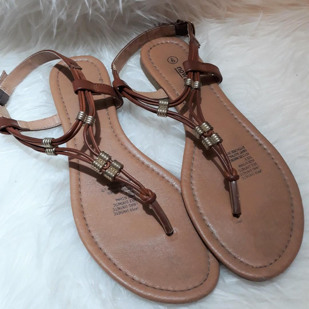 Carousell Strappy Sandals On Australia Kmart Yb7gvmIf6y