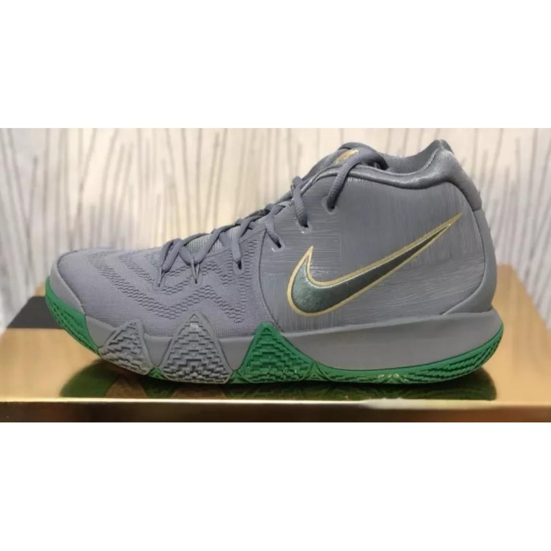 timeless design ee72e 8e0c5 Kyrie 4 City Guardians, Sports, Sports Apparel on Carousell