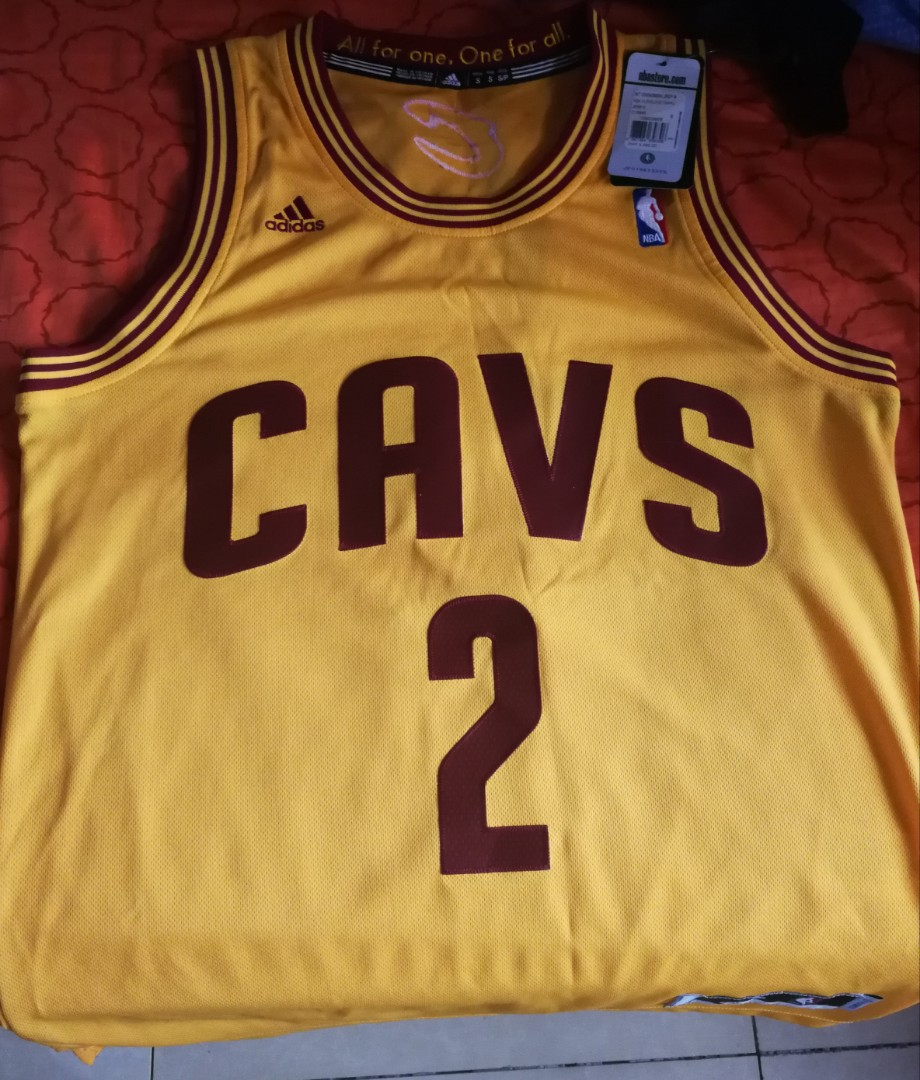 best loved 18d71 c1bc7 Kyrie Irving Adidas Swingman Jersey Small