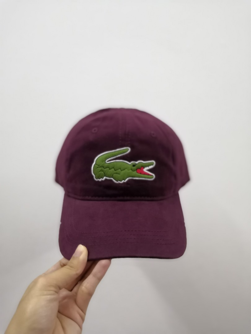 2994fd2d Lacoste Big Logo 💯 authentic, Men's Fashion, Accessories, Caps ...