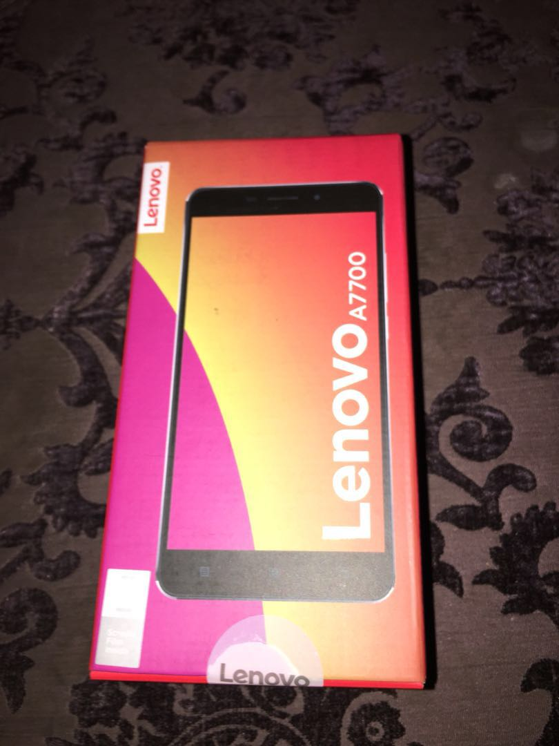 Lenovo A7700 55 2gb 16gb Sealed Mobiles Tablets Android Lenovo A7700 Smartphone Black 16 Gb 2