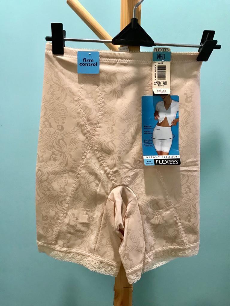 abf0e4a7950c2 Maidenform Flexees women s shape wear seamless thigh slimmer ...