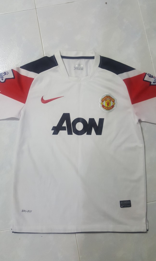 7afbeb60d Manchester United Away 10 11