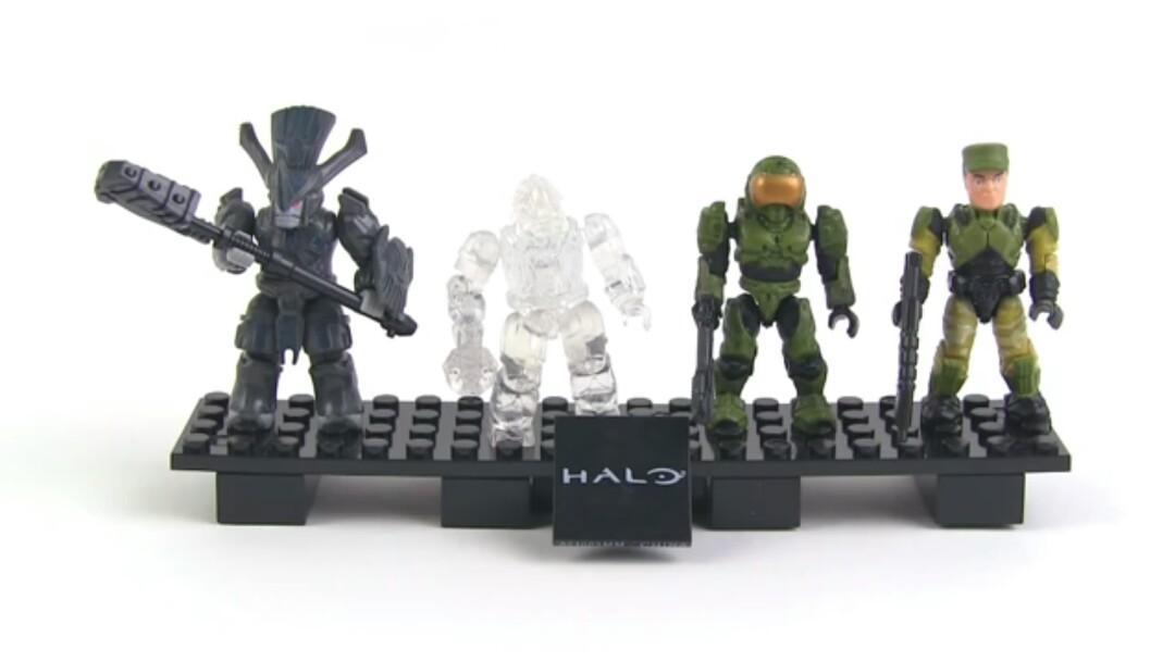 Megabloks, Halo, Brute Battle Unit