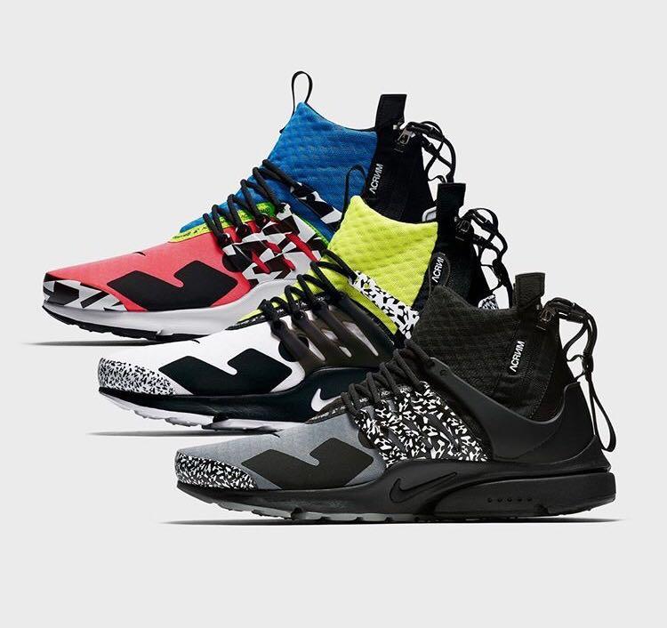e908ac0cbaf Nike air presto mid x acronym