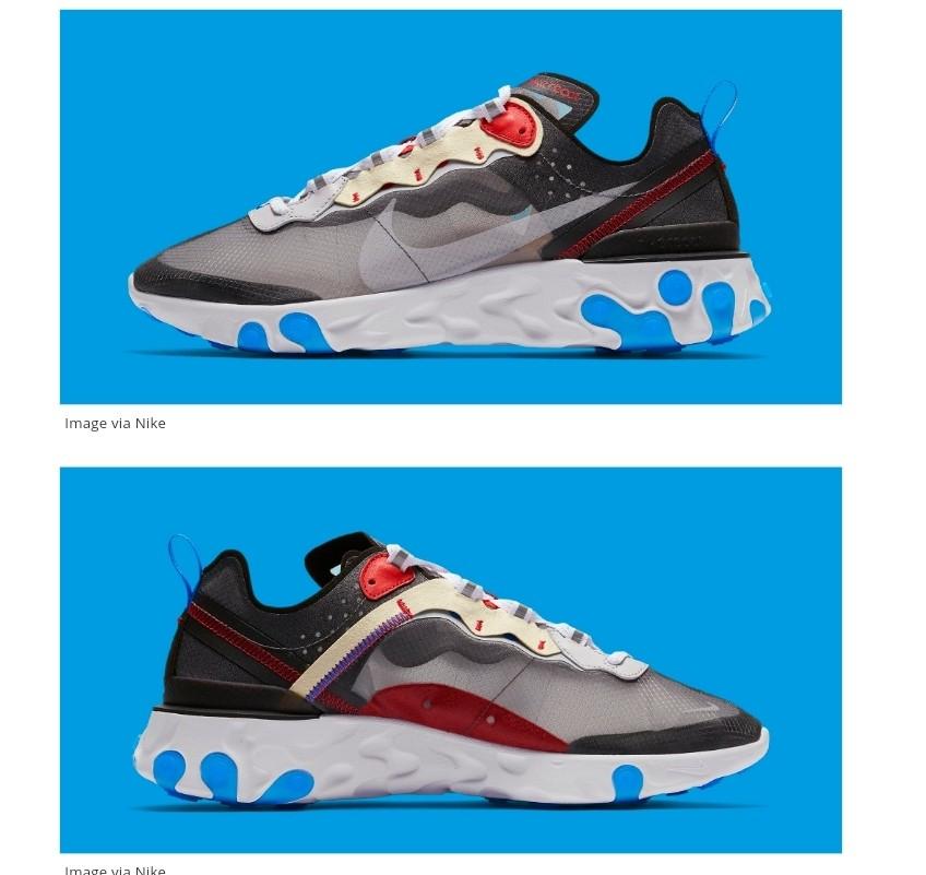 64a78cc4707c8 Nike React Element 87 Photo Blue