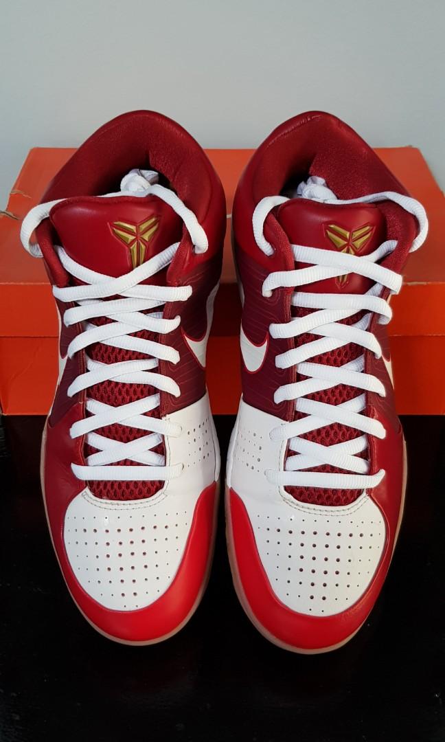 timeless design 36948 dd530 Nike Zoom Kobe IV ASG (Pair 2) on Carousell