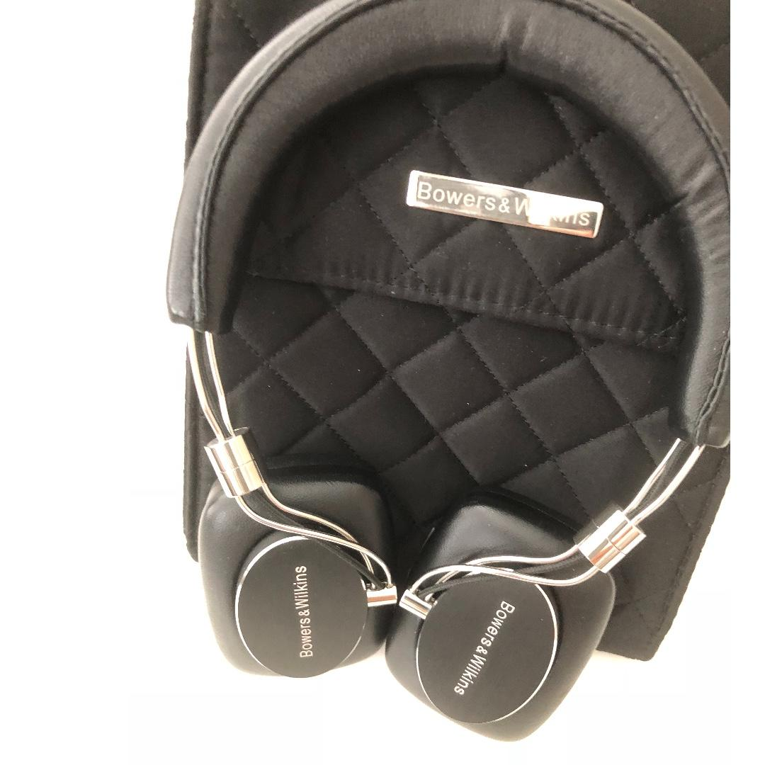 P5 Bowers & Wilkins Wireless Headphones