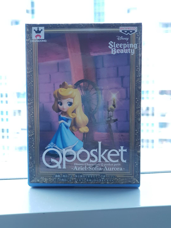 Qposket - Disney Characters - Petite Aurora (Sleeping Beauty)