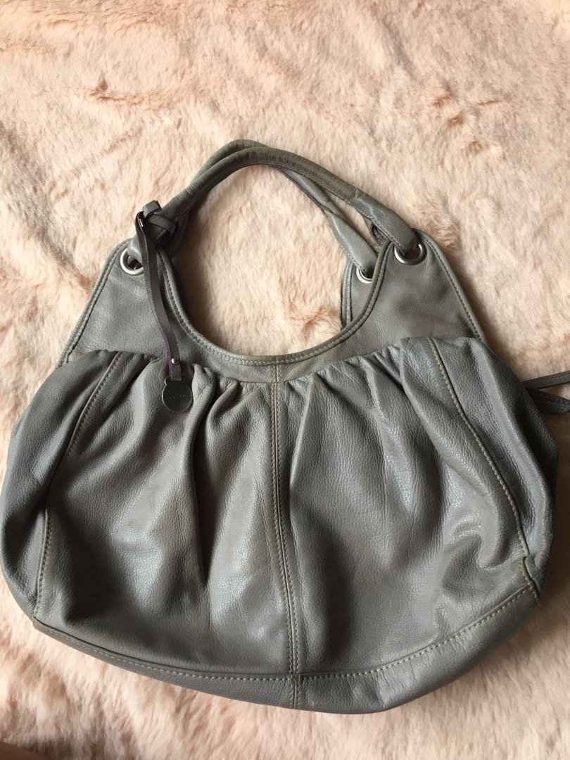 Rabeanco Leather hobo bag 4f690a3ea62e5