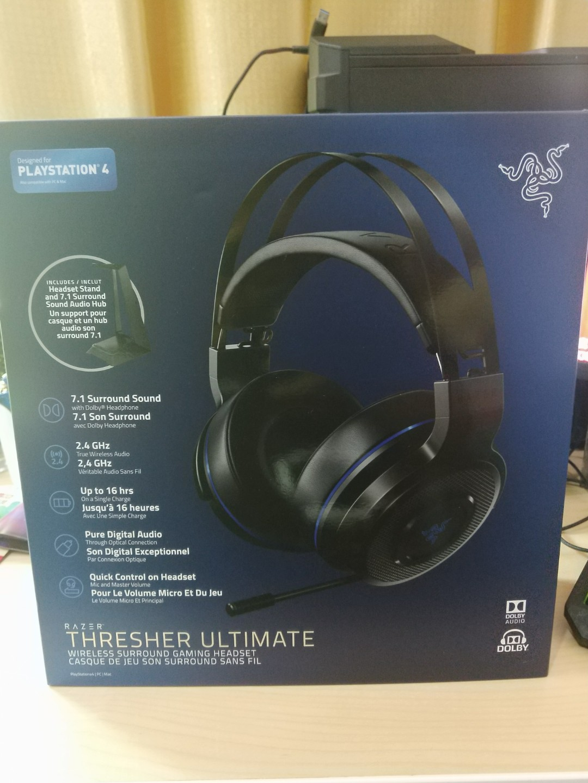 22a902e8284 Razer Thresher Ultimate headphones #razer #headphone #audio #gaming ...