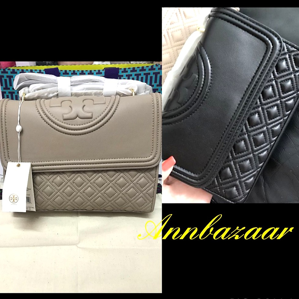 4047965b610 SPECIAL OFFER! Large Tory Burch Fleming Crossbody Bag (100 ...