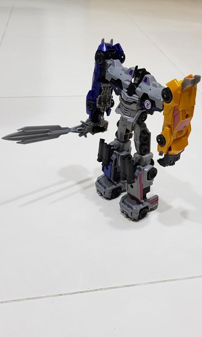 Transformers Robots In Disguise Combiner Force Team Combiner Menasor Figures New