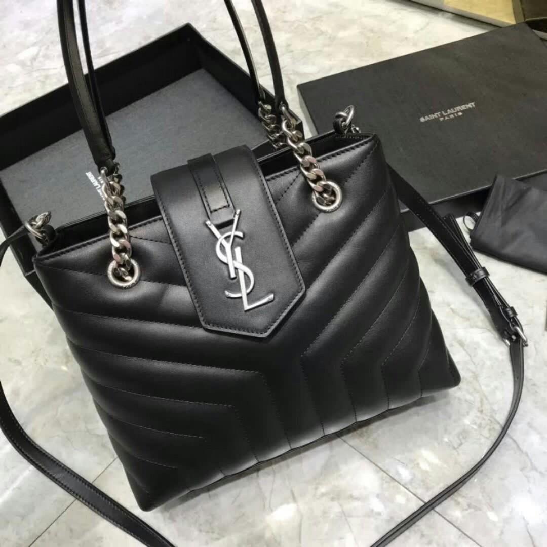 YSL loulou shopping bag medium 63fbb1ca5ba76