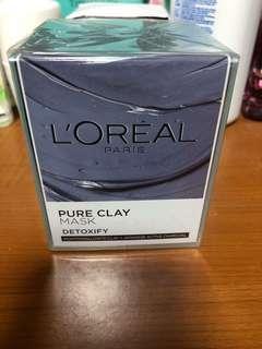 L'ORÉAL Pure Clay Mask (Detoxify)