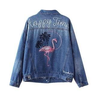 Zara Inspired Denim Jacket